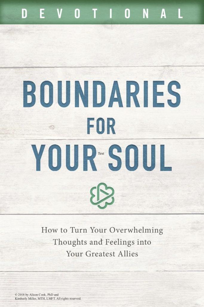 Boundaries For Your Soul Devotional