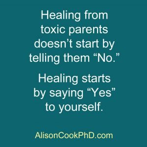 effects of toxic parents healing